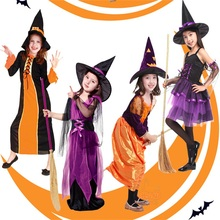 Bat wings witches design china fancy dress costume