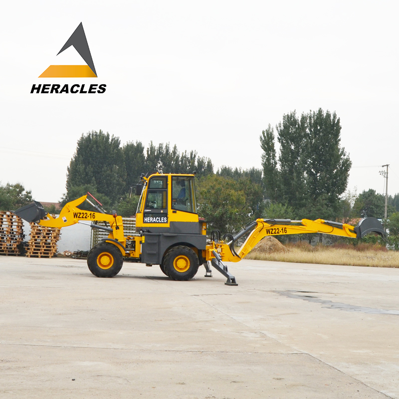 wz22-16 compact backhoe loader hydraulic hammer with price