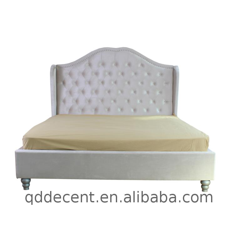 Solid Wood Plywood Mdf Bed Parts