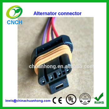 alternator wiring harness connector pigtail 98 02 ls1 gm camaro and rh alibaba com 4 Wire GM Alternator Wiring Diagram LS1 Alternator Wiring Diagram