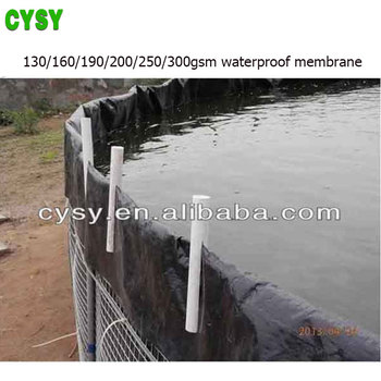 Black Waterproofing Material Hdpe Impermeable Geomembrane 1 0mm For Dam  Lining / Lake Construction - Buy Black Hdpe Geomembrane,Hdpe Geomembrane  For