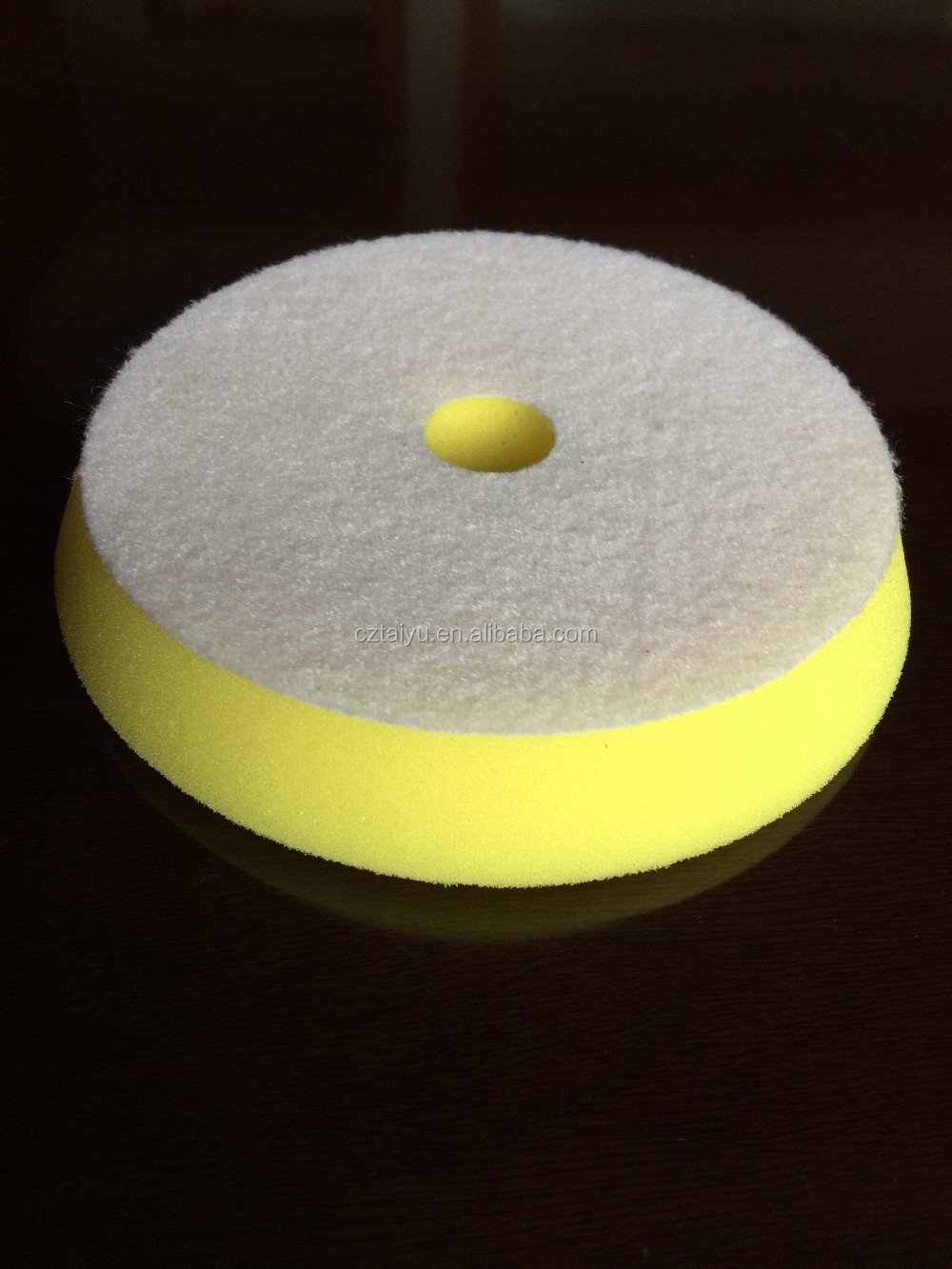 6inch Rupes Type Foam Buffing Pad Polishing Pad with center hole
