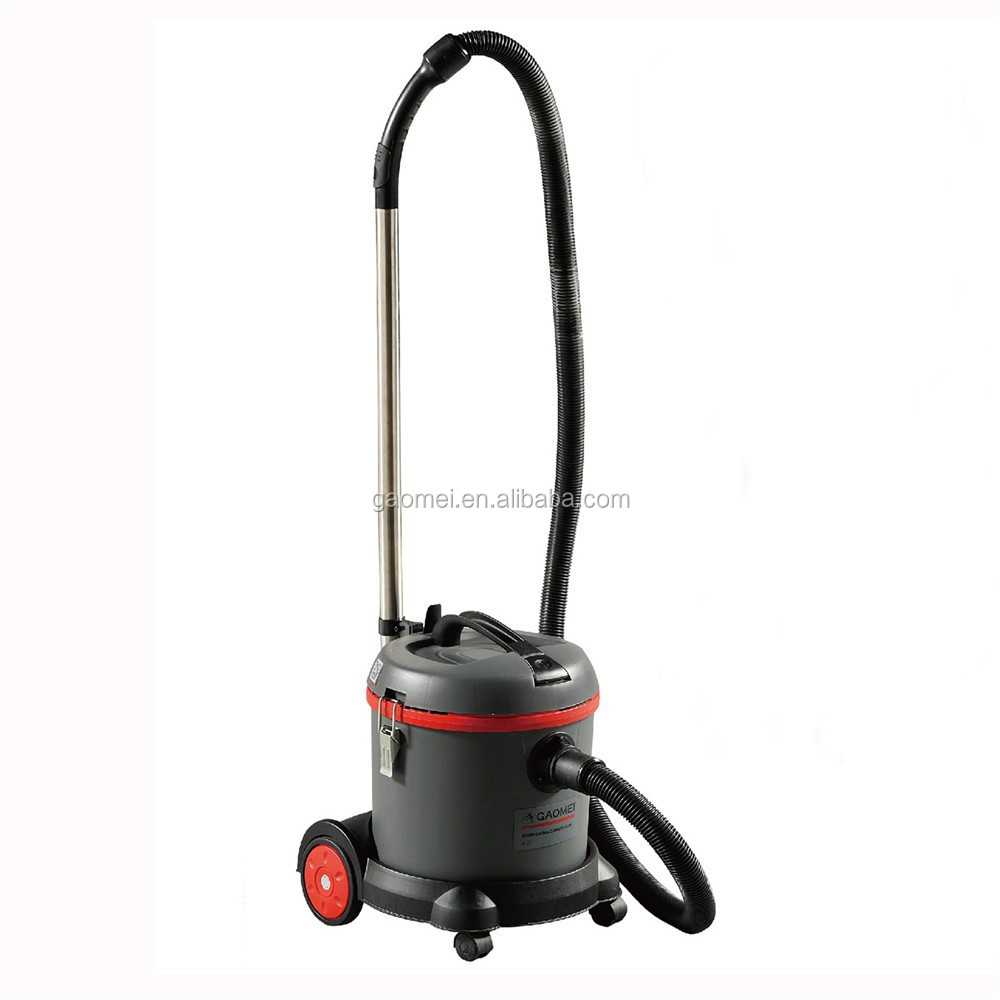 noise reducing ventilation duct V20 electric powered vacuum cleaner