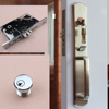 Advance technology luxury entry door lock with particular design for front door with best quality
