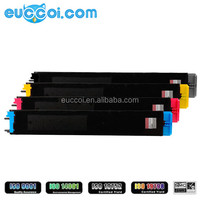 compatible for sharps toner cartridges DX-25CT-BA CA MA YA color toner recycling for Sharps DX-2008UC DX-2508NC
