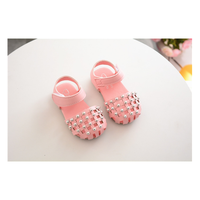 Baby Girl Shoes Summer Sandals Rivets Baby Toddler Shoes Spring And Summer Shoes