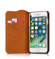 Case Compatible for iPhone 7,Wallet Phone Case with Card Holder Kickstand Protective Flip Cover