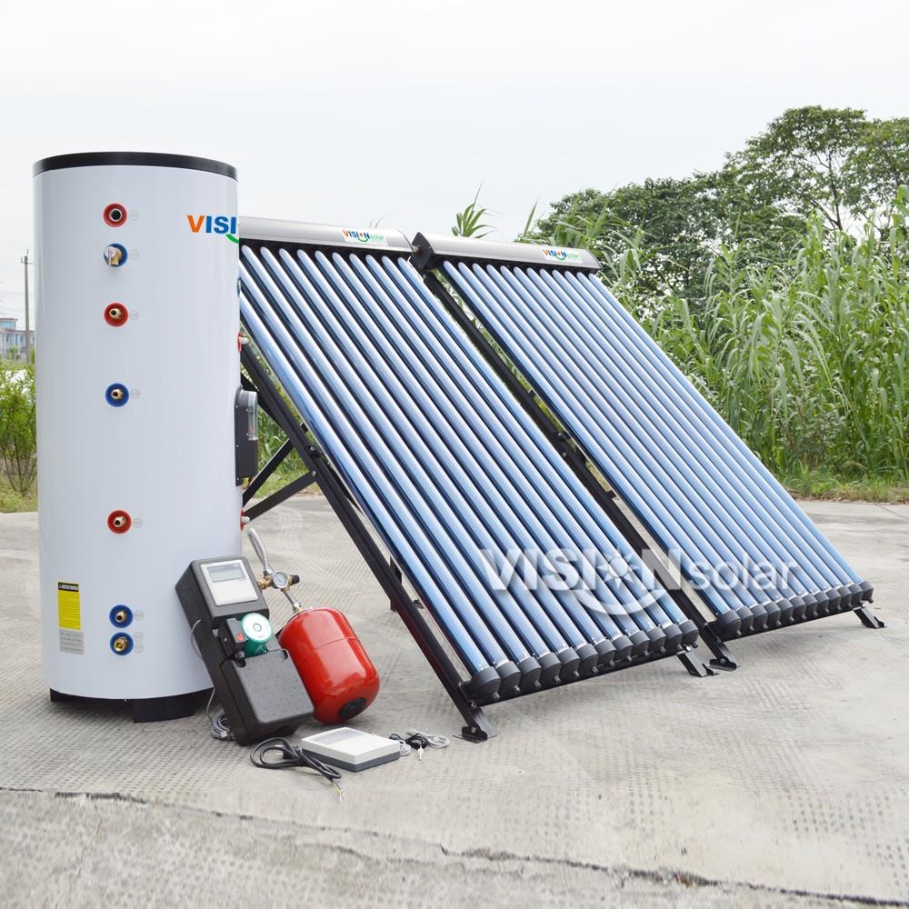 High Quality Pressurized Split Solar Water Heater Home