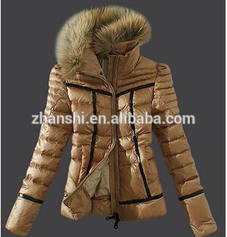 Waterproof Woodland Comfy Women Winter Duck Down Jacket ...