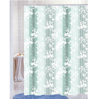 Palm Tree Curtains With Thick Stringsreadymade Curtainsled Shower Curtain