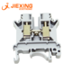 UK terminal block UK6N 6mm connector copper flame retardant V2 level Din Rail Type UK-6N
