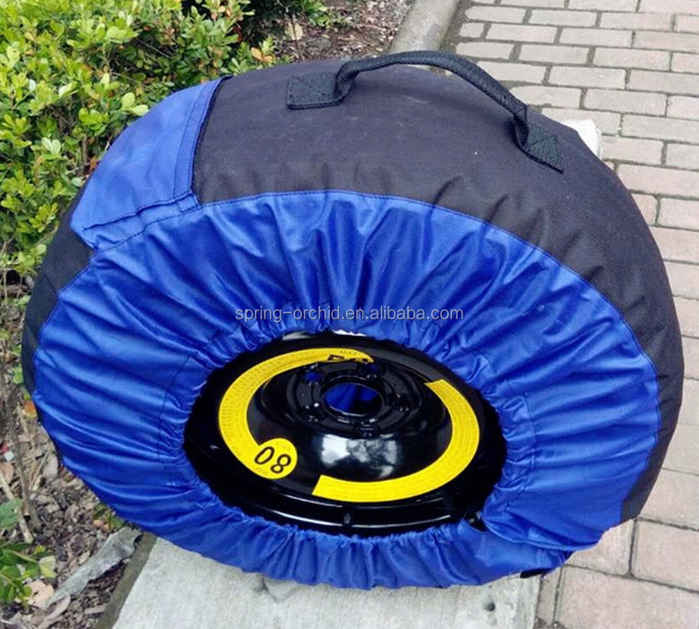 Hot selling Polyester Tire Tote