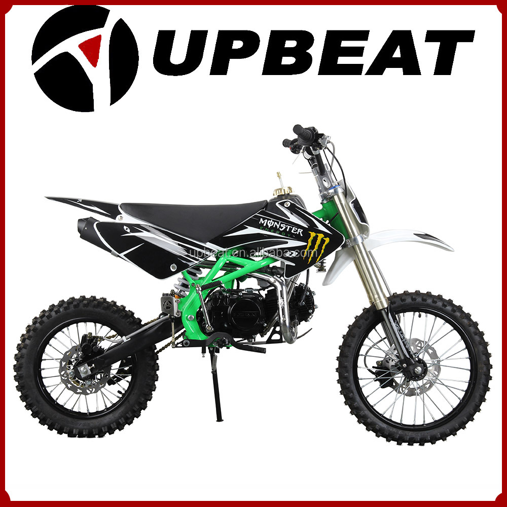 upbeat dirt bike Saudi Arabia Market four stroke 125cc dirt bike upbeat pit bike Chinese dirt bike (DB125-CR70)