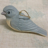 WOODEN HANDICRAFT BIRD