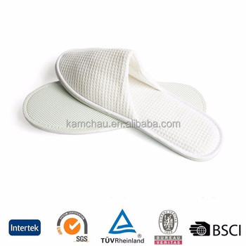 Whole Winter Men S Non Woven Cotton Fabric Closed Toe Oem Travelling Used Sandals Disposable