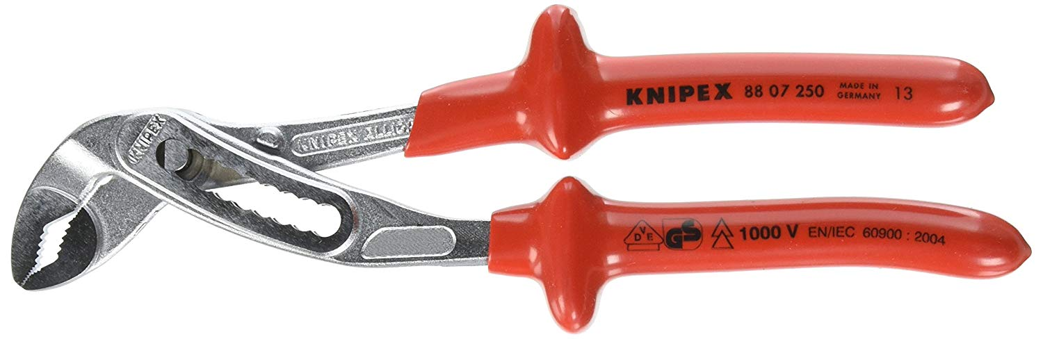 """Knipex 88-07-300 12/"""" Alligator Pliers Plastic Insulated"""