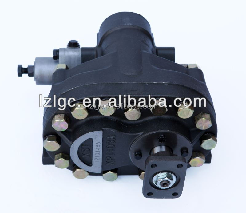 factory supply KP1403A heavy duty high pressure hydrualic gear oil pump for dump truck