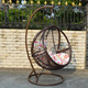 garden patio swing chair/ outdoor swing chair/ hanging wing chair