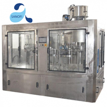 Machines de remplissage et de scellage de boissons gazeuses <span class=keywords><strong>en</strong></span> <span class=keywords><strong>aluminium</strong></span> de chine
