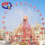 Amusement rides game kids ferris wheel observation wheel
