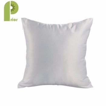 Blank Cotton Plain Cotton Throw Pillow Cover Buy Pillow