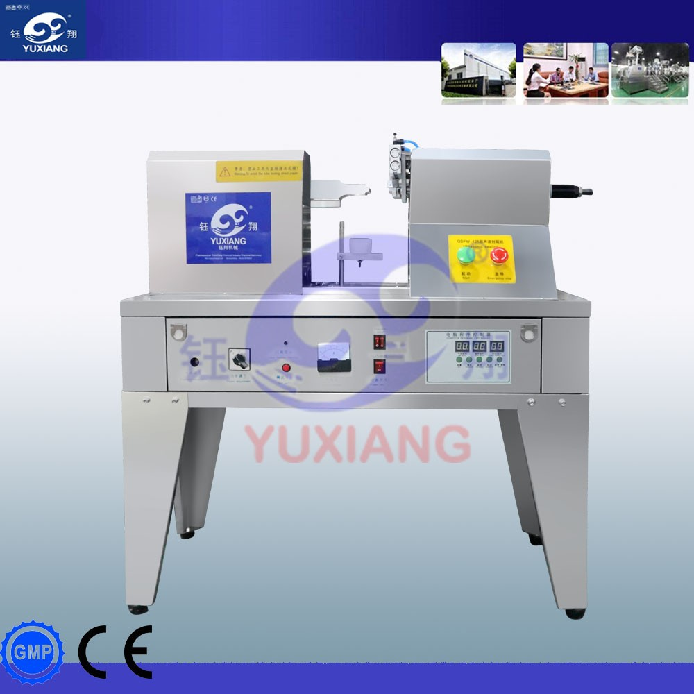 ultrasonic plastic sealing machine price for plastic/soft tube sealing
