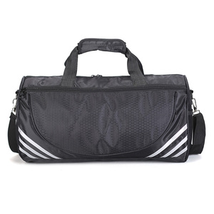 Fashion customized logo gym bag duffel travel bag