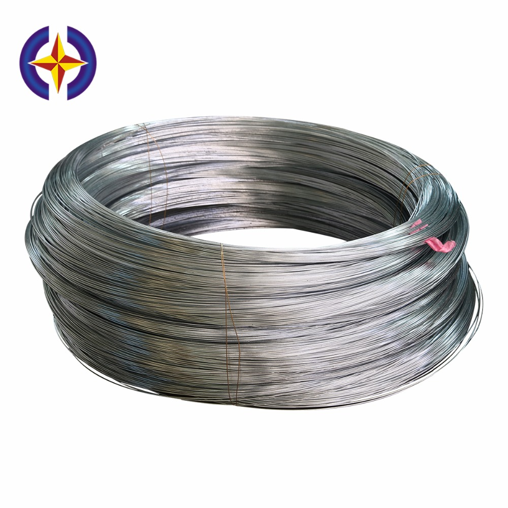 Hengxing Factory High Tensile Strand High Strength Oval Galvanized High Carbon Steel Wire Price