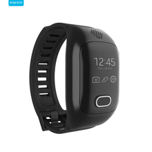 Sograce Smart Band New Product Ideas 2018 H12 Gps Smart Bracelet Fitness Tracker Two Way Talk Watch for Elderly Kids