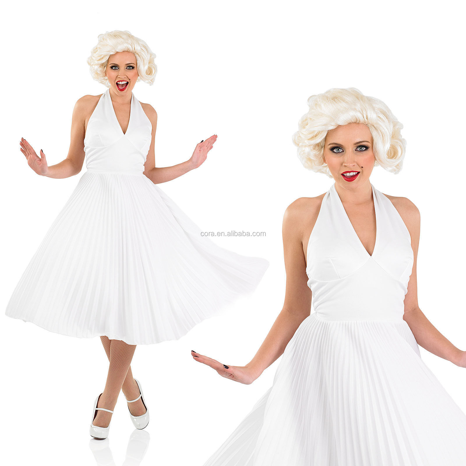 Adult OZ Cute Dorothy Fancy Dress  Great Wizard Costume Ladies Womens Female