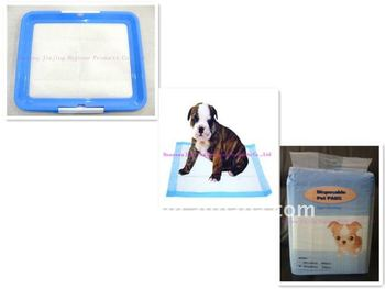 Disposable pet dog urine pads