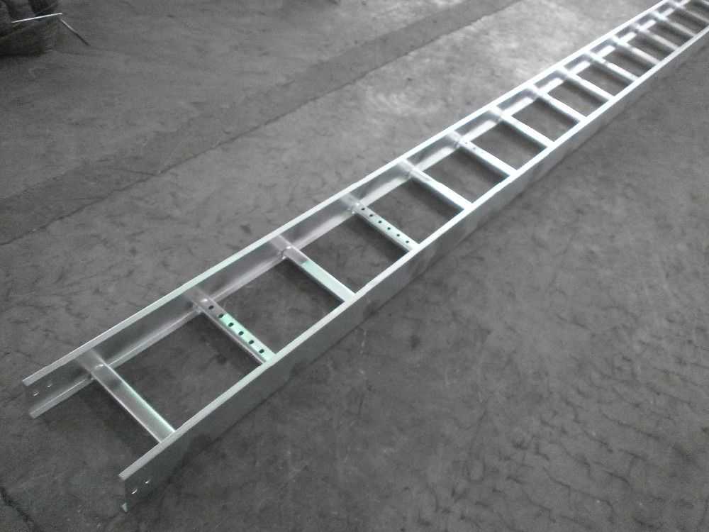 Hot Dipped Galvanized Electrical Ladder Type Cable Trays Buy