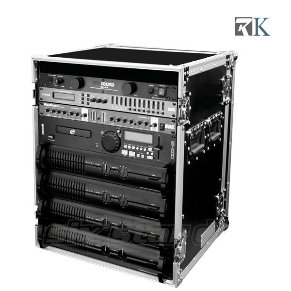 18inch 14u Amplifier Rack Cases Dj Amp Product On Alibaba Com