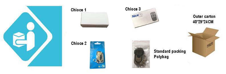 433Mhz Universal Wireless Car/Garage Door opener remote control