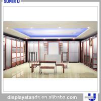 morden design shopfitting wall mount display companies uk