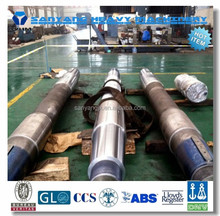 Forged Steel Tail Shaft/ Propeller Shaft/ Marine Shaft
