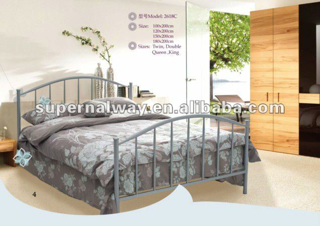 Bedromm Muebles De Hierro Forjado Cama #610001 - Buy Muebles De Cama ...