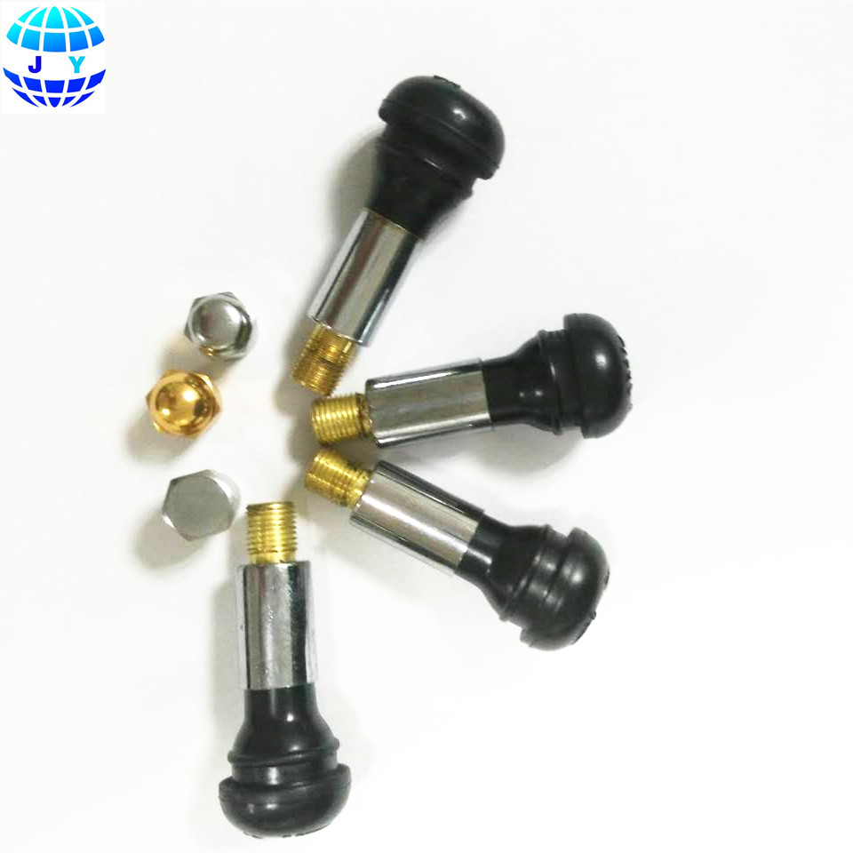 High quality Low Price Hot Sale Tubeless Snap-in tyre valve TR413 auto parts