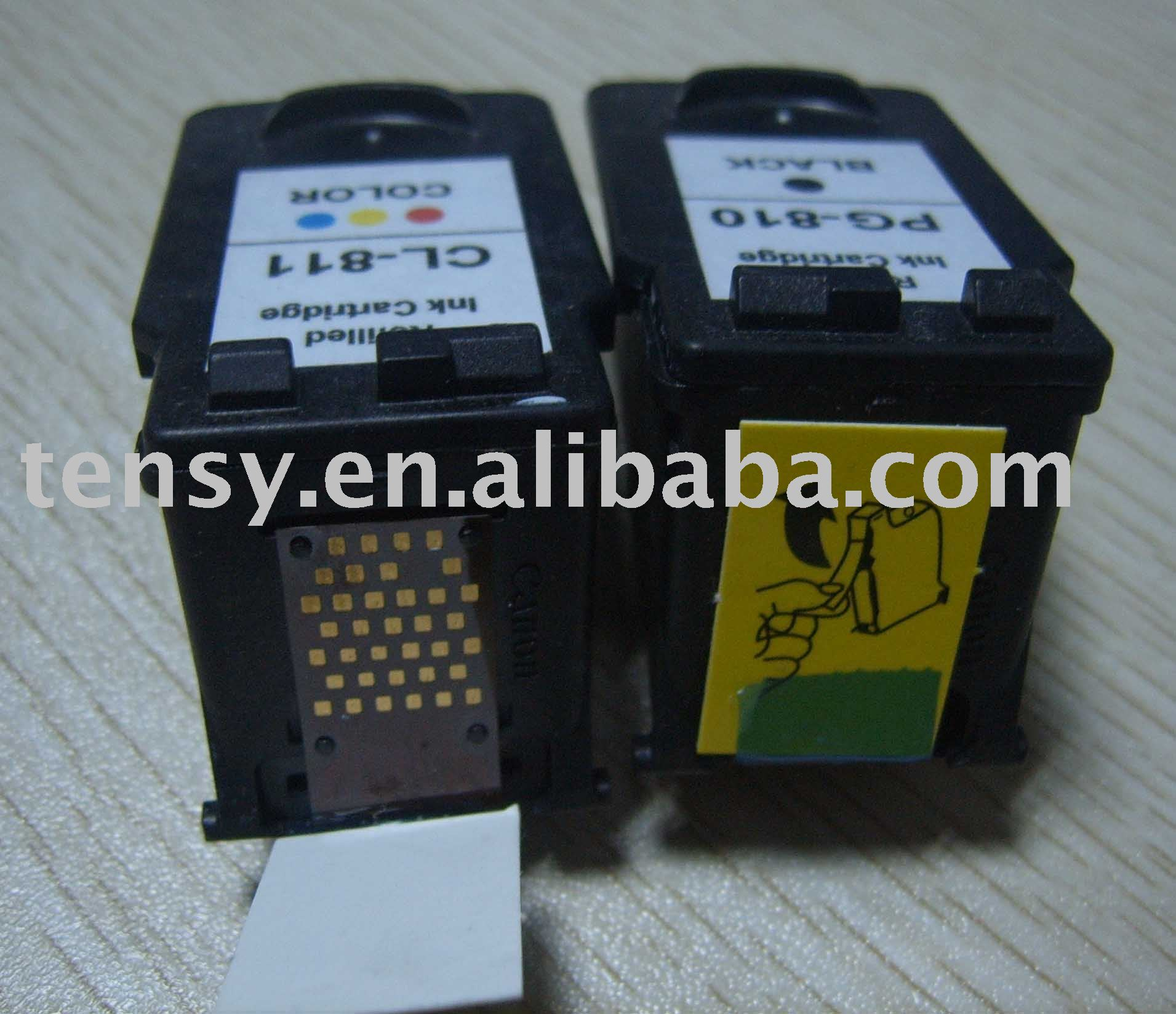 Inkjet Cartridge 810 Suppliers And Tinta Canon Cl 811 Original 100 Manufacturers At