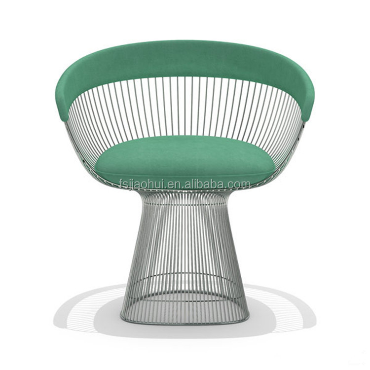 Delicieux ... Replica Knoll Platner Armchair Wire Chair Restaurant Chair For Sale  Used ...
