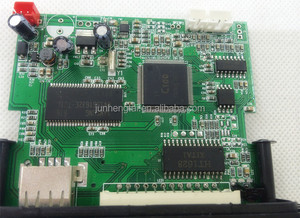USB/TF Card AV 1080P function samung mp4 circuit board