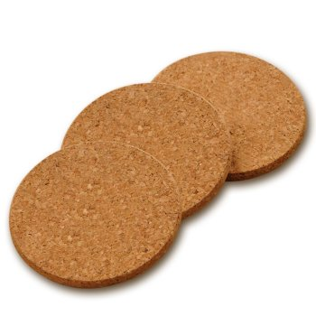 self adhesive assorted hot selling round square cork pads