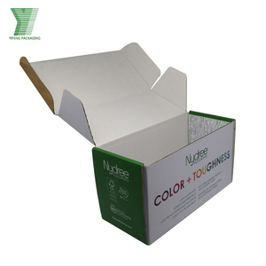Hot sale cardboard custom printing cereal box packaging wholesale