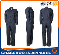 New Fashion Wholesale Customized embroidery logo Coveralls Workwear Technician Uniform Working For Oil and Gas