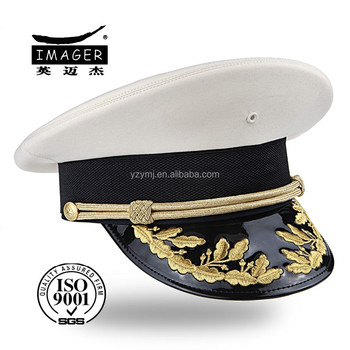 high quality military air force five star general hat