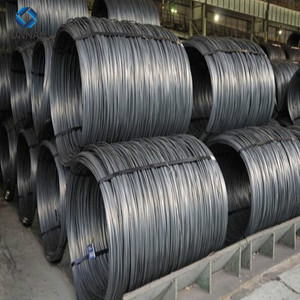 Q195, Q235, SAE1008 1010 1012 1018 1020 1006,30MnSi Hot Rolled Boron Alloy Steel Wire Rod 5.5MM 6.5MM 7MM 8MM 9MM