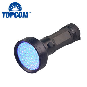 Black light LED UV Torch Light 395nm Detector 68 LED Scorpion UV Flash light Flashlight