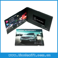 Full Printing Advertising Display Stands for Greeting Cards