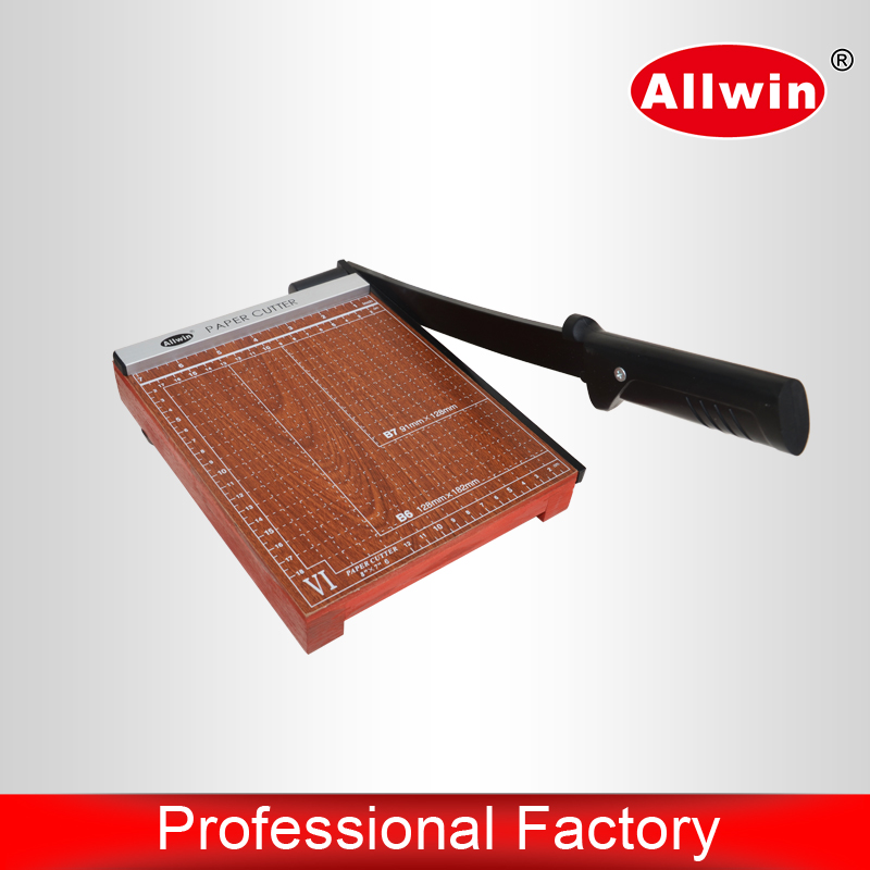 Professional factory high quality hand paper cutter