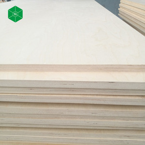 18mm high quality birch faced furniture plywood